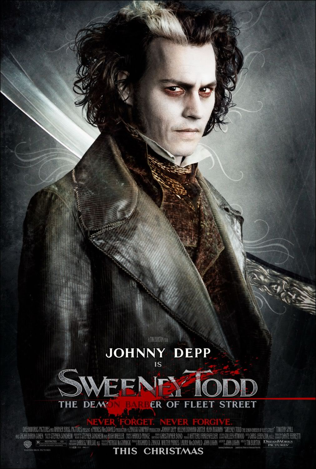 Sweeney Todd: The Demon Barber of Fleet Street movie