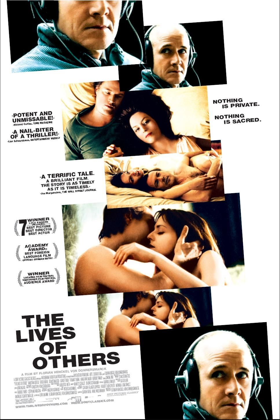Das Leben der Anderen (2006) [The Lives of Others]