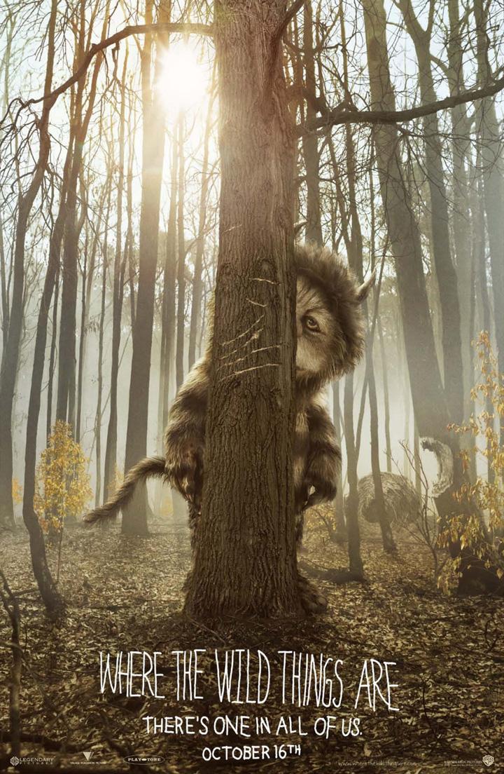 Where the wild things are (2009) / U kraljevstvu divljih stvorenja