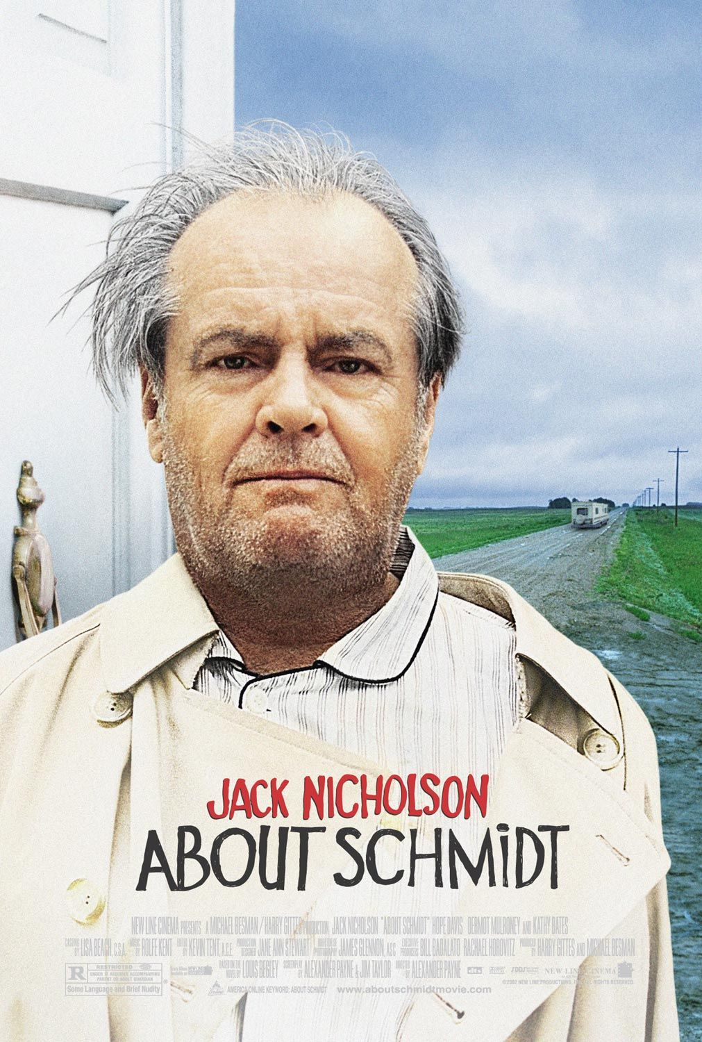 About Schmidt (2002) « Johannes' Film Reviews